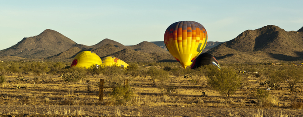 Mesa Hot Air Balloon